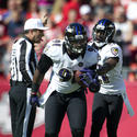 Lardarius Webb, Courtney Upshaw