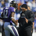 Jacoby Jones, Ray Lewis