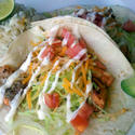 Fish tacos at The Millstream Inn