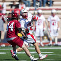 Cornell attackman Rob Pannell