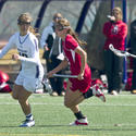 Northwestern senior midfielder Gabriella Flibotte (May 10)