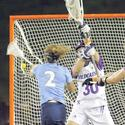 Northwestern 15, North Carolina 10