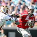 Ohio State attackman Logan Schuss