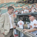 Buck Showalter, Andy Oates