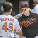 Buck Showalter, Jason Berken