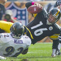 Oct. 4, 2010: Ravens 17, Steelers 14