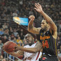 Boston College 76, Maryland 72