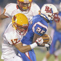 Calvert Hall 18, DeMatha 0