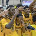 No. 1 St. Frances 75, No. 2 Mount St. Joseph 62