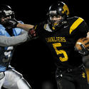 No. 12 Westminster 39, South Carroll 6