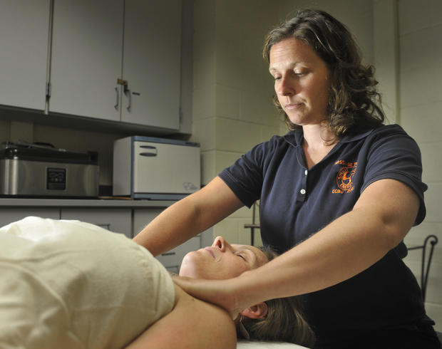 Massage Therapy top paid college majors
