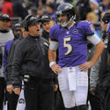 1. What can the Ravens expect out of Joe Flacco against the Giants?