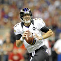 2. Joe Flacco is elite, and he will soon have a shiny Super Bowl ring to make it official