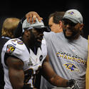 Ed Reed, Ray Lewis