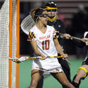 Maryland senior attacker Alex Aust (March 8)