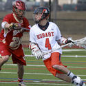 Hobart junior attackman Alex Love (April 19)