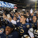 Navy beats Army