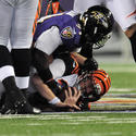 Courtney Upshaw, Andy Dalton
