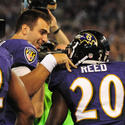 Joe Flacco, Ed Reed