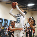 City at Digital Harbor in girls basketball