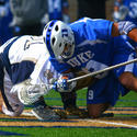 Duke defensive midfielder CJ Costabile