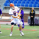 Bucknell attackman Billy Eisenreich