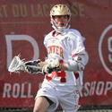 Denver sophomore attackman Eric Adamson (Feb. 15)