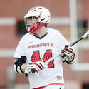Fairfield senior attackman John Snellman