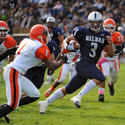 Gilman vs. McDonogh football