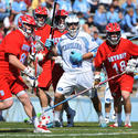 North Carolina attackman Marcus Holman