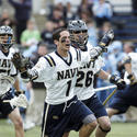 Navy 9, Johns Hopkins 8, OT