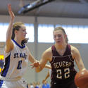 St. Mary's 49, Severn 41