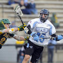 Johns Hopkins' Lee Coppersmith, Siena's Chris D'Alberti
