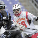 Terps midfielder Jeff Reynolds
