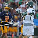 Loyola attackman Mike Sawyer