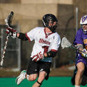 Massachusetts junior attackman Will Manny
