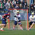 Drexel goalie Mark Manos