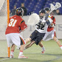 No. 6 Maryland 10, Navy 4