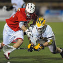 4. Jesse Bernhardt, Maryland long-stick midfielder