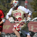 Denver attackman Mark Matthews
