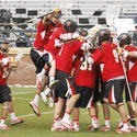 Maryland lacrosse team
