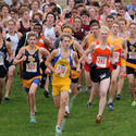 Boys MIAA cross country championship