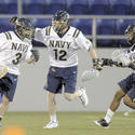 No. 13 Georgetown 13, No. 20 Navy 12