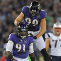 Paul Kruger, Courtney Upshaw