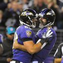 Dennis Pitta, Joe Flacco