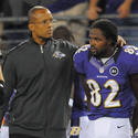 Torrey Smith, Harry Swain