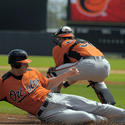 Joe Mahoney, Matt Wieters
