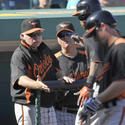 Buck Showalter, Robert Andino