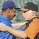 Ron Washington, Buck Showalter