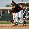 Buck Showalter, Matt Wieters